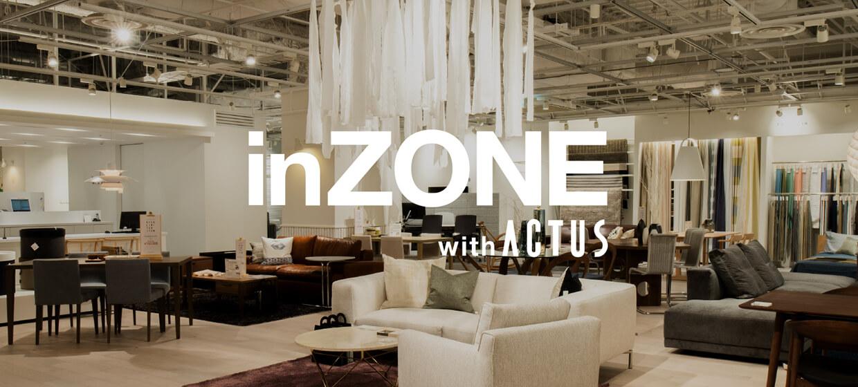 inZONE with ACTUS
